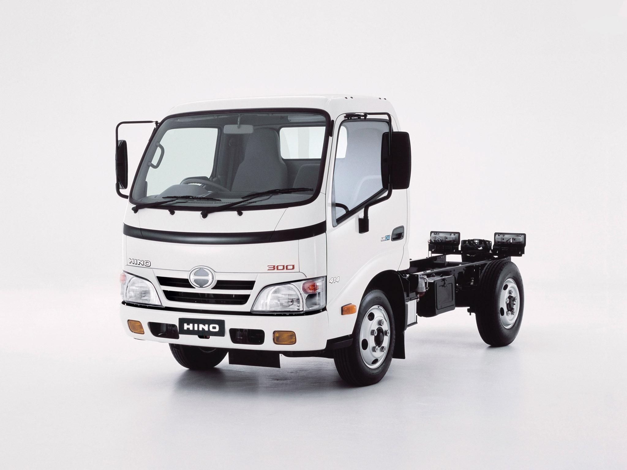 2007 Hino 300 series - 414
